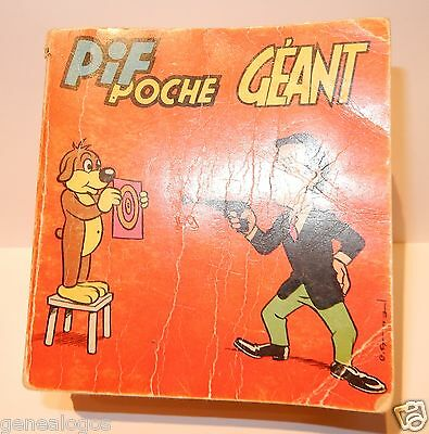 LIVRE BANDE DESSINEE BD MADE IN FRANCE ARNAL 194 PAGES x 3 PIF POCHE TRIPLE N°2