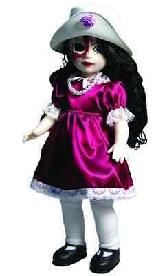 Living Dead Dolls Series 23 - Jennocide By Mezco Toyz SLIGHT DAMAGE TO COFFIN