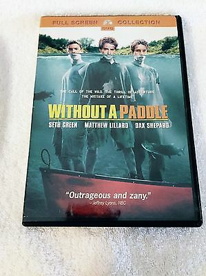 Without A Paddle Full Screen Collection Dvd
