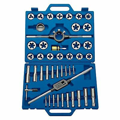 Draper 42 Piece Metric Tap And Die Threading Set With 'T' Type Wrench - 18523