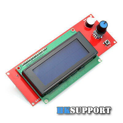 LCD 2004 Smart Display Controller with SD Slot for RAMPS 1.4 RepRap 3D Printer