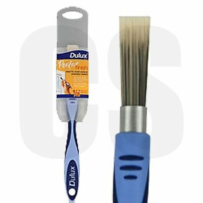 "DULUX PERFECT FINISH 0.5"" / 12mm PAINT BRUSH - NO LOSS BRISTLES"