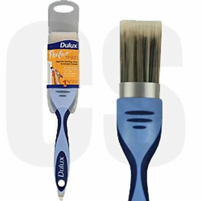 "DULUX PERFECT FINISH 1.5"" / 38mm PAINT BRUSH - NO LOSS BRISTLES"