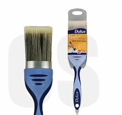 "DULUX PERFECT FINISH 2"" / 50mm PAINT BRUSH - NO LOSS BRISTLES"