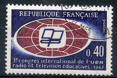 Stamp / Timbre France Oblitere N° 1515  Radiodiffusion