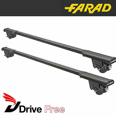 BARRE PORTATUTTO P//PACCHI FARAD NEW IRON KIT BS PER TOYOTA YARIS  5P 2011/>