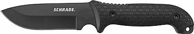 Schrade Knives Extreme Survival Full Tang Frontier Fixed Blade Knife SCHF51