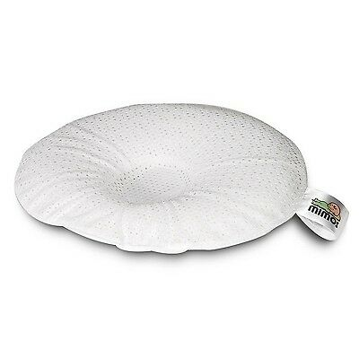 MIMOS Baby Pillow (XL) for flat head (Plagiocephaly) - Air flow Safety (Anti-...