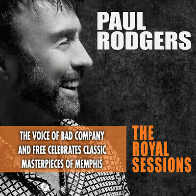 Paul Rodgers - Royal Sessions [New CD]