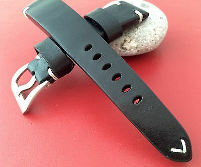 Real Leather Watch Strap for all Luxury watch With 22mm/18mm - Best Quality!!