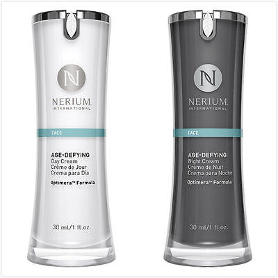 Nerium Age-Defying Day & Night Cream - Brand New - Fast Shipping !!