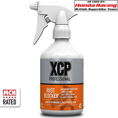 XCP Rust Blocker High Performance Corrosion Protection 500ml Trigger Spray