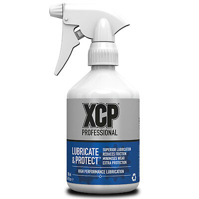 XCP Lubricate & Protect High Performance Lubrication 500ml Trigger Spray