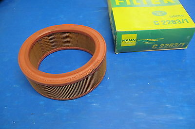 Filtre à air Mann Filter pour: Volvo: 240 Berline et Break