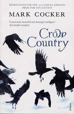 Crow Country by Cocker, Mark Paperback Book The Cheap Fast Free Post