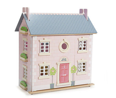 NEW Quality Wooden Dolls House PAPO Le Toy Van Bay Tree House - 67cm Tall