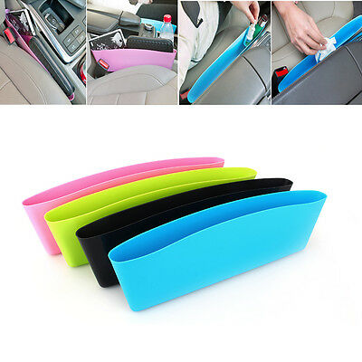 1 Pcs Car Seat Seam Storage Box Bag Phone Holder Organizer Storage Case