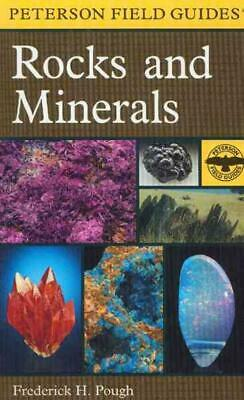 A Field Guide To Rocks And Minerals - Scovil, Jeffrey (Pht)/ Pough, Frederick H.