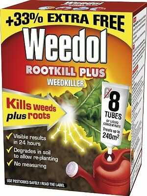 Weedol 018133 Rootkill Plus New