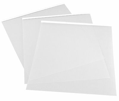 Apollo Quick Dry Universal Ink Jet Printer Film, 8.5 x 11 Inch Sheets, 50 Sheets