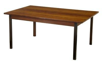 20TH CENTURY 1970's ROSEWOOD COFFEE TABLE