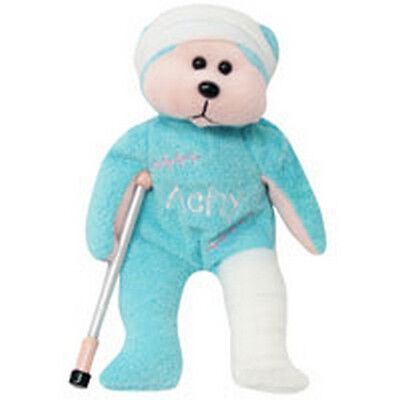 "Skansem Beanie Kids ""achy"" The Bear  Mwmt"