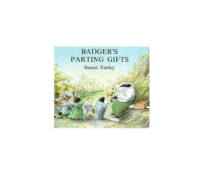 Badgers parting gifts by susan varley 9781849395144 paperback badgers parting gifts by varley susan hardback book the cheap fast free post fandeluxe Images