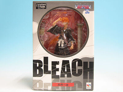 [FROM JAPAN]Excellent Model BLEACH Ichigo Kurosaki Figure MegaHouse