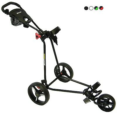 Bullet 5000 Deluxe 3 Wheel Trolley by Cruiser Golf