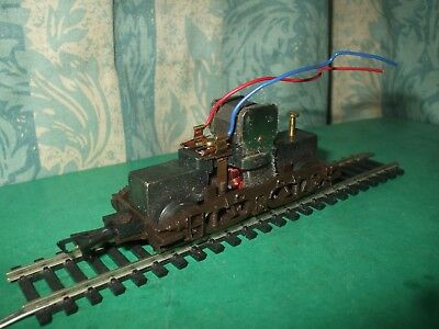 Airfix Br Class 31 Brown Power Bogie Only
