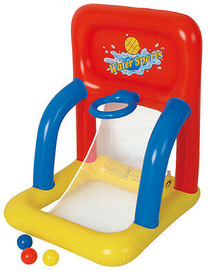 *NEW IN BOX* Regent FUN Inflatable Water Basketball Ring Game - Pool Water Toy