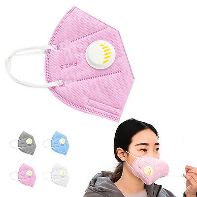 Outdoor New Fashion Unisex Adult PM 2.5 Pollen Dust Haze Anti-fog Mask