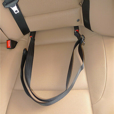 Isofix Soft Link Belt Anchor Holder Adjustable Baby Kids Car Safety Seat Strap