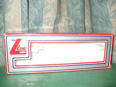 Lima Br Cct Parcels Van Empty Box Only