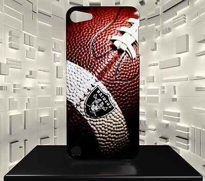 Hard Case for iPod Touch 5 Oakland Raiders NFL Team 03