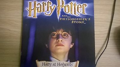 Harry Potter and the Philosopher's Stone:  Hogwarts: Jigsaw Sticker Book