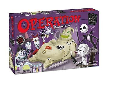 Operation Game The Nightmare Before Christmas