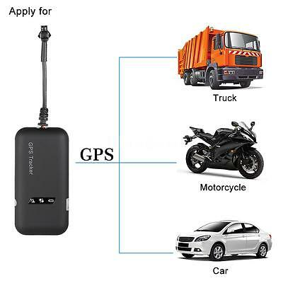 Car Motorcycle GPS Satellite Tracker Anti-thef SMS GPRS SMS Real Time Track D5T5