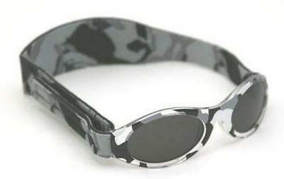 Baby Banz Adventure Banz Children's sunglasses - Grey Camo for ages 2 Years - 5