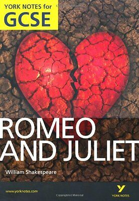 Romeo and Juliet : York Notes for GCSE 2010, Polley, John Paperback Book The