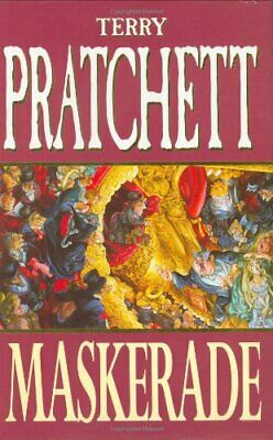 Maskerade: Discworld: The Witches Collection by Pratchett, Terry Hardback Book
