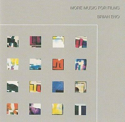 Brian Eno - More Music For Films New Cd