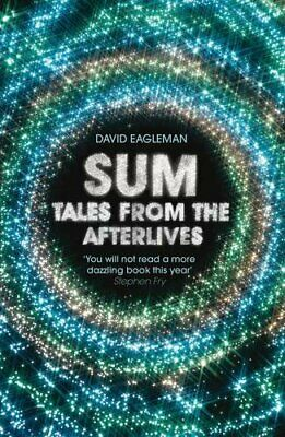 Sum: Tales from the Afterlives by Eagleman, David Paperback Book The Cheap Fast