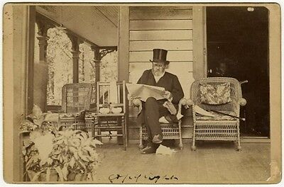 "Ulysses S. Grant 1885 ""Last Known"" Original Cabinet Photograph"