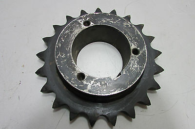 Browning H80A21 Sprocket With HQ1 Weld On Tapered Bushing 2-7/8'' to 2-3/4''