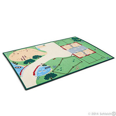 NEW* SCHLEICH 42138 Farm Life Playmat Play Mat