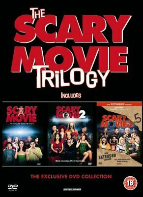 Scary Movie Trilogy [DVD] - DVD  FQVG The Cheap Fast Free Post