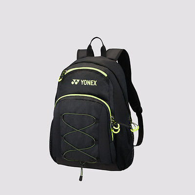 Yonex Performance Backpack Tennis Squash Badminton Rucksack black
