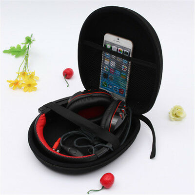 Carrying Headphone Case Storage Bag For Sony MDR-XFB950BT For Sennheiser HD 202