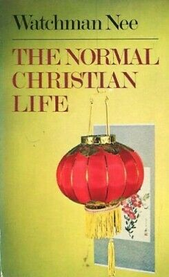 The Normal Christian Life by Nee, Watchman Paperback Book The Cheap Fast Free